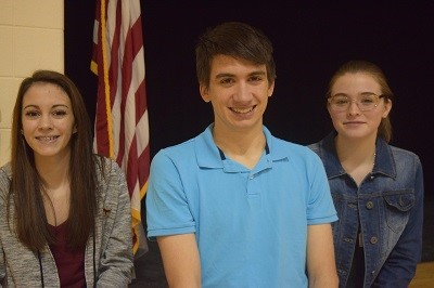 OV students to sing in the All-County Winter Festival