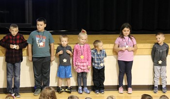 OV Star Award winners: September