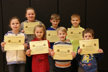 Students of the Month, March 2018
