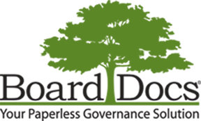 BoardDocs in place to manage B O E materials, public documents