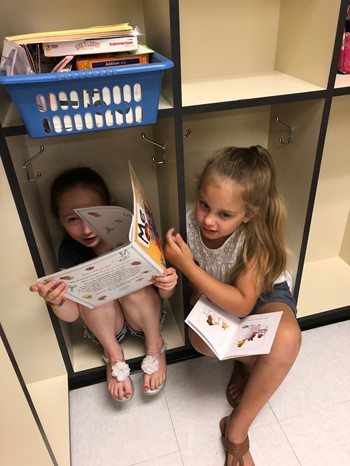 Summer Reading Camp was...magical!