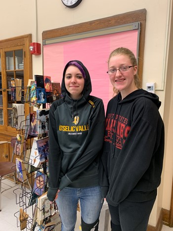 Students attend Pen in Hand writing conference