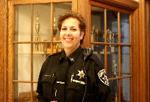 Introducing Deputy Gina Russo, full-time School Resource Officer