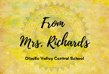 From Mrs. Richards