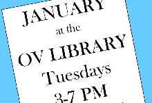 January at the Otselic Valley Library