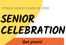Happening June 9: a Senior Celebration!