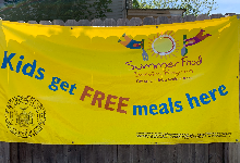 Otselic Valley again hosts the Summer Food Service Program: FREE breakfast and lunch for ANY child age 18 and under